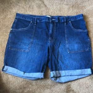 Loft Outlet Womens Jean Shorts